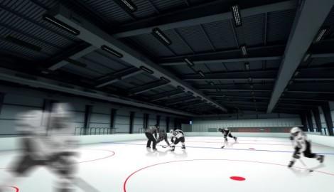 Realizacja hala rekreacyjna Ice rink