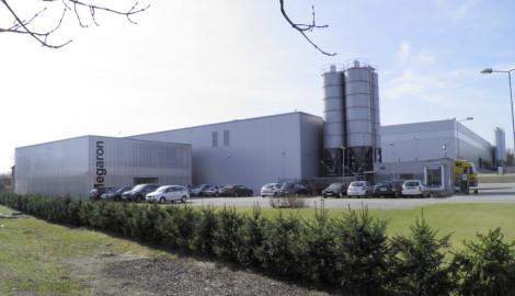 Realizacja hala produkcyjna Megaron - hala produkcyjna