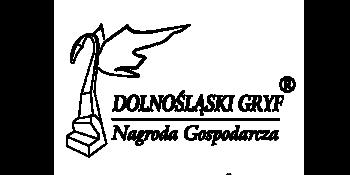 DOLNOŚLĄSKI<BR>GRYF - NAGRODA<BR>GOSPODARCZA
